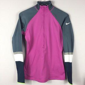 Nike Pro 1/2 Zip pullover
